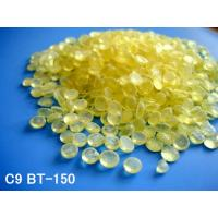 China Slightly Yellow Aromatic Resins C9 Hydrocarbon Resin BP- 150 For Printing Ink wholesale