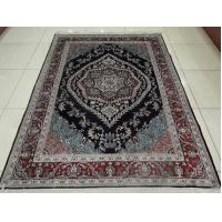 China C00478-100% PURE SILK CARPET HANDMADE CARPET FOR DECORATIVE FLOOR RUGS P400 on sale