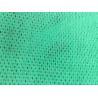 China Dish Washing Cloth Spunlace Nonwoven Fabric 70% Viscose 30% Polyester Mesh Pattern wholesale