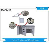 China Toughended Organic Glass Ent Workstation / Ent Medical Devices With 19 Inch Monitor wholesale