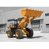 China SEM657C Wheel loader C-series wheel loader 5ton Heavy work conditions wholesale
