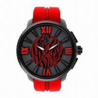 China Silicone Promotional Watch, Unit One Model, Japan Movement, Colors Mix, OEM Welcomed/50mm Biger Size on sale
