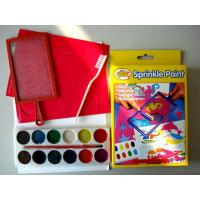 China Educational Toy--Sprinkle Paint wholesale