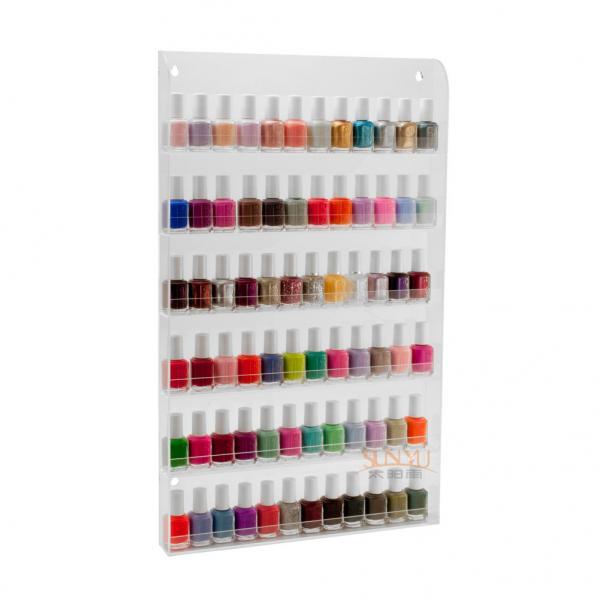 nail polish wall display images.