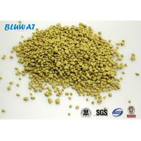 China Strong Hygroscopicity Granular Ferric Sulphate Coagulant For Sludge Dewatering wholesale