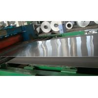 China 10mm Polished Rolled Aluminium Sheet AA7075 AA6061 For Automobile / Machine wholesale