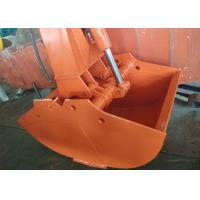 China Rotating Excavator Grapple Clamshell Grapple  for Hitachi ZX200-3 Excavator wholesale