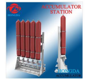 China hydraulic accumulator station unit wholesale