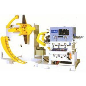 China 3 in 1 Uncoiler Feeder With Flattener Machine wholesale