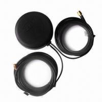 China GPS and GSM Combo Antenna with 50 Ohms Impedance, Measuring 80 x 14mm wholesale