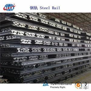 China Light Steel Rail (6kg/9kg/12kg/ 15kg/22kg/30kg)used for mine wholesale