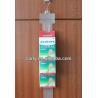 clip strip,Plastic hang sell,T-shape PP transparent clip strips,T-shaped Plastic Clip Strips