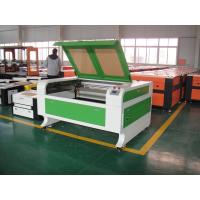 China 80W High Precision CO2 Laser Cutting and Engraving Machine , Laser Metal Engraver on sale