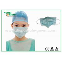 China Protective Disposable Face Mask / Non Woven Disposable Surgical Masks Free Samples wholesale