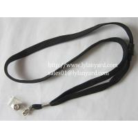 China Polyester Material Id Badge Holder Tubu Lanyard on sale