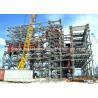 China Fabricación prefabricada del acero suave de las estructuras de acero del metal de la precisión para los campos industriales wholesale