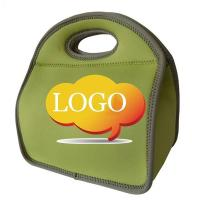 China Neoprene Lunch tote large area for imprinting your logo wholesale