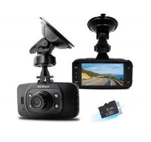 Buy cheap 1080P GS8000L Pro Mini Dash Camera Car DVR Recorder Night Vision G - Sensor 8GB TF Card from wholesalers