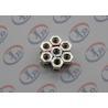 China Swiss Turning Nickel Plating 1214 Iron Hexagonal Nuts , Order Custom Machined Parts wholesale