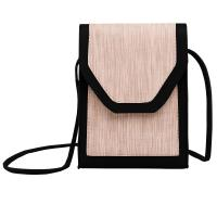 China WHOLESALES Cell Phone Purse Wallet Wood Grain Pattern Satchels Bag - 5 colors Bag Choice - China Bag Supplier on sale