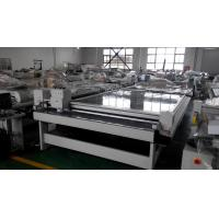 China flatbed cut  uv printer cutter automatic drawing creasing digital table Vacuum table wholesale