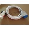 China TS-F4-GE Datex Ohmeda S / 5 Adult Spo2 Sensor Peidatric 11 Pin Medical TPU Material wholesale