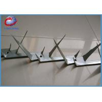 Buy cheap Middle / Big Hot Dipped Galvanzied Barbed Spikes Nails For Garden Wall from wholesalers