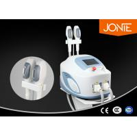 China Professional IPL SHR Hair Removal Machine with Three Handles For Skin Treatment wholesale