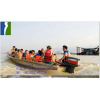 China Large load, fast speed, used new environmental protection material fishing boat for sale wholesale