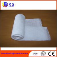 China High Purity Ceramic Fiber Blanket Refractory Materials For Furnace Fire Protection wholesale