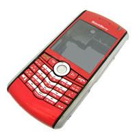 China BLACKBERRY Pearl 8100 Red Housing (Blackberry housings) on sale