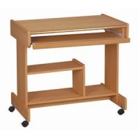 China Comtemporary Moveble Wooden Computer Desk For Home / Office Furniture DX-222 wholesale