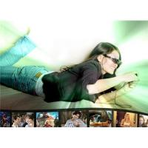 3dwirelesshdvideoglassesvideogameplayeripodaccessories
