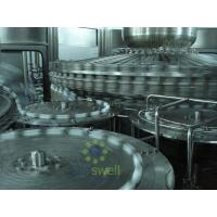 Buy cheap High Pressure Hot Filling Machine , Glass Bottled Juice Production Machine from wholesalers