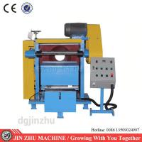 China Automated Flat Bar Polishing Machine , Stainless Polishing Equipment For Flat Sheet wholesale