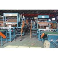 China Molded Pulp Egg Tray Machine Fully Automatic For Pulp Molded Products wholesale