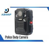 China 広角IP67ボディ カメラのレコーダーIR GPSの警察のポケット ビデオ・カメラ wholesale