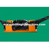 China Simple Structure Core Drill Accessories , Steel Safety Foot Clamp Drilling wholesale