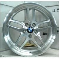 High quality car wheel hub alloy wheel 18 inch 120(mm)PCD,fine silver machined face