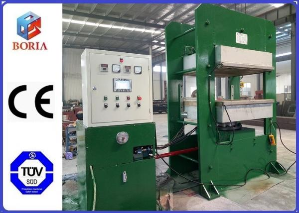 Quality PLC Control Rubber Hydraulic Vulcanizing Machine 1200*1200mm Hot Plate Size for sale