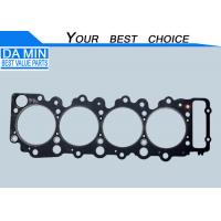 Quality Cylinder Head Gasket ISUZU Clutch Plate For NPR75 Black Color 8980555420 for sale