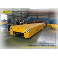 China Smooth Ground Heavy Duty Material Handling Carts Reliable And High Efficient wholesale