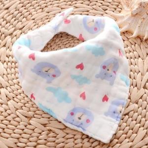 China Eco Friendly Baby Dribble Bibs / Toddler Bandana Bibs All Season Used wholesale