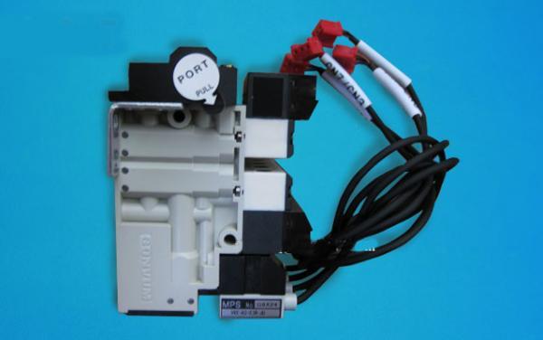 Quality JUKI 2060 Vacuum Ejetor PN 40001266 V8X-AG-0.3B-JU for sale