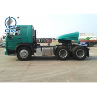 China 6x4 10 Wheeler Strong Carrying Capacity Used Tractor Truck Price For Transportation wholesale