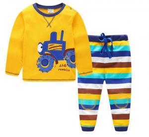 China Summer  T-shirt & Pants Boys Clothing Sets 2 Pcs Children