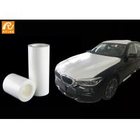 China Car Paint Protection Film Medium Adhesion Anti UV For 6 Months During Transportation wholesale