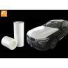 China White Color Automotive Protective Film Polyethylene Material Medium Adhesion wholesale