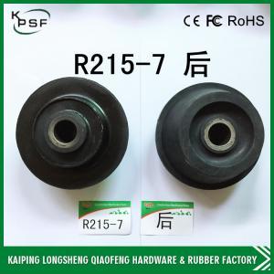 China 黒い反振動R215-7ヒュンダイ エンジン マウントの掘削機の交換部品 wholesale