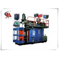 China 10 Litre Bottles Plastic Extrusion Blow Molding Machine Low Power Consumption on sale